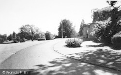 Bredenbury, Court, The Grounds c.1955