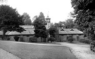 Bredenbury, Court, the Stables c1955