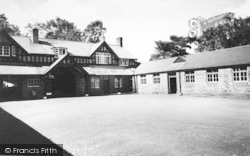 Bredenbury, Court, The Stables c.1955