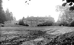 School c.1955, Bredenbury