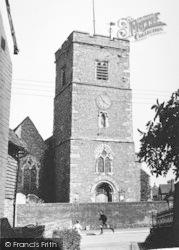 Bredgar, The Church c.1955