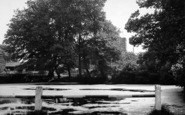 Bredgar, The Pond c.1955