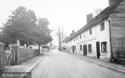 Bredgar, The Village c.1955