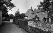 Bredon, A Quiet Corner c.1950
