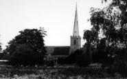 Bredon, Church Of St Giles c.1965