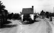Bredon, Church Street And High Street c.1965