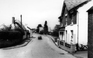 Bredon, Church Street c.1965