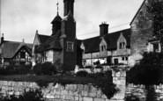Bredon, The Reeds Trust Almshouses c.1950