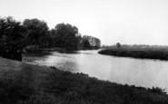 Bredon, The River Avon c.1955