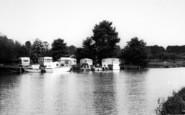 Bredon, The River c.1960