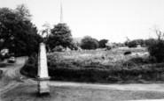 Bredon, The Sign Post c.1960