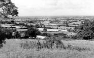 Bremhill, Chippenhan from Maud Heath c1960