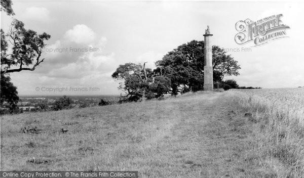 Bremhill, Maud Heath Monument c1960
