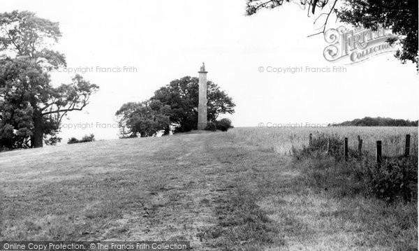 Bremhill, The Maud Heath Monument c.1960