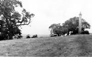 Bremhill, the Maud Heath Monument c1960