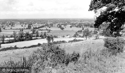 Bremhill, View From Maud Heath c.1960