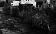 Brendon, By The River Lyn c.1955