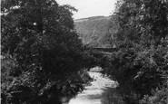 Brendon, Old Ivy Bridge 1907