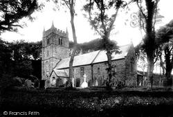 Brendon, St Brendon's Church 1907