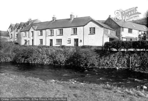 Brendon, Stag Hunters Inn c1955