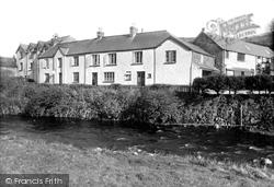 Stag Hunters Inn c.1945, Brendon