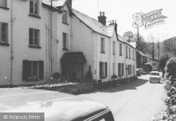 Brendon, The Village c.1950