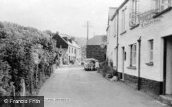 The Village c.1960, Brendon