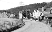 Brendon, The Village c.1960