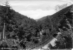 Brendon, View From Oaklands 1911