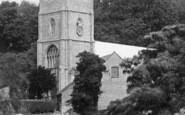 Brent Knoll, St Michael's Church 1887