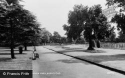Boston Manor Park c.1955, Brentford