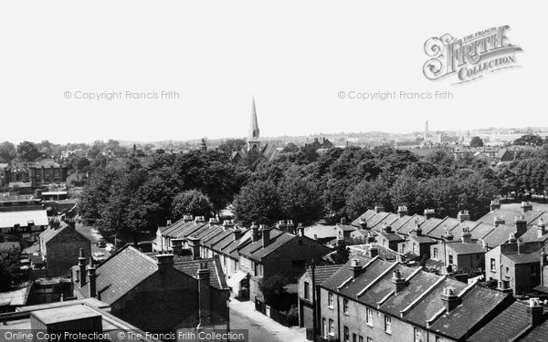 Photo of Brentford, c1955