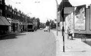 Brentford, High Street c.1960