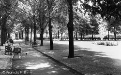 St Paul's Recreation Ground c.1955, Brentford