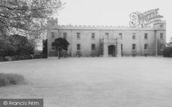 Syon House c.1960, Brentford