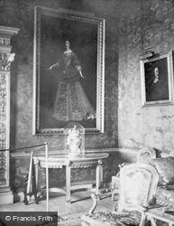 Syon House Interior c.1950, Brentford
