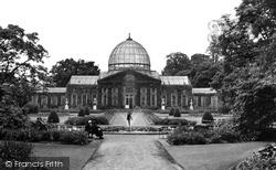Syon House Orangery 1953, Brentford