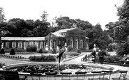 Brentford, Syon House, The Conservatory c.1955