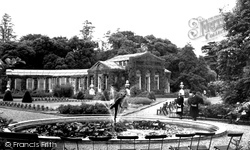 Syon House, The Conservatory c.1955, Brentford