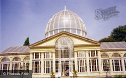 Syon Park, The Great Conservatory 2000, Brentford