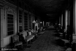 The Long Gallery, Syon House c.1955, Brentford