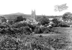 Brentor, 1908, North Brentor