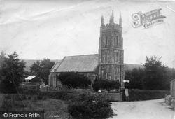 Brentor, Christ Church 1908, North Brentor