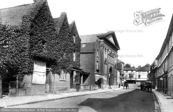 Brentwood, 1903