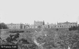 Brentwood, Barracks 1896