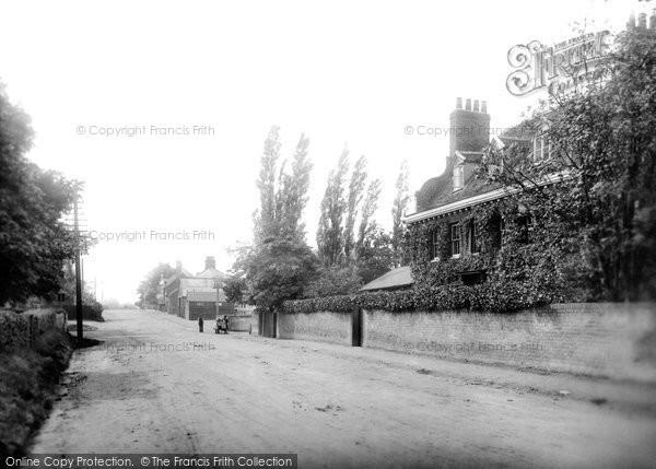 Brentwood, Brook Street 1896