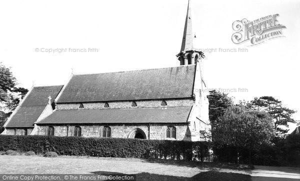 Brentwood, Catholic Church c.1960