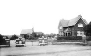 Brentwood, Cemetery Gates 1906