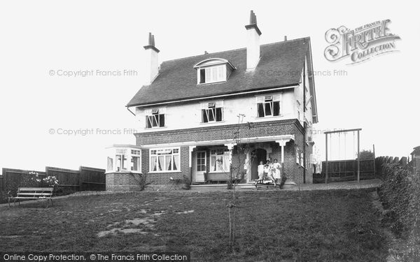 Photo of Brentwood, Children's Convalescent Home 1904