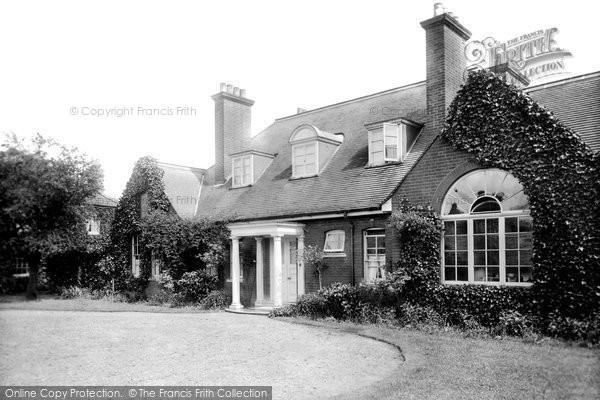 Brentwood, Cottage Hospital 1914